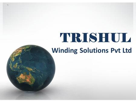 TRISHUL Winding Solutions Pvt Ltd Armature What is an Armature? Armature is the part of a motor in which a current is induced by a magnetic field. The.