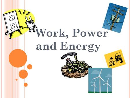 Work, Power and Energy. WORK Is the product of force and distance Work is done when a force acts on an object in the direction the object moves. No movement,