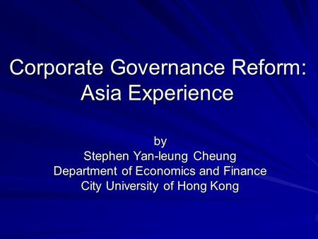 corporate governance of economics in asia The economist offers authoritative insight and opinion on international news, politics, business, finance, science, technology and the connections between them.