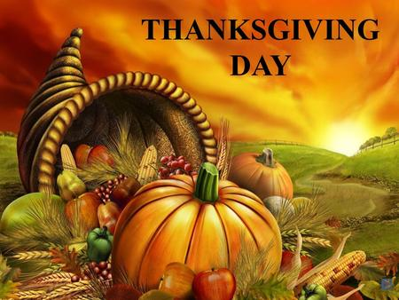 THANKSGIVING DAY. Thanksgiving Day is a national holiday celebrated on the fourth Thursday of November in the United States and on the second Monday of.