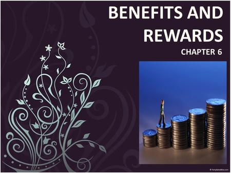 BENEFITS AND REWARDS CHAPTER 6. INTRODUCTION WAGES > are cash payments paid to employees on a regular basis in return for their labor. BENEFITS > can.