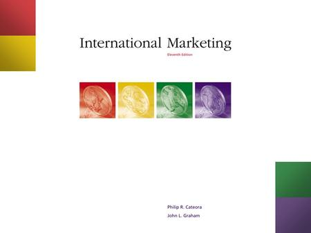 Pricing for International Markets Chapter 18 International Pricing Approach Full Cost vs. Variable Cost Skimming vs. Penetration Irwin/McGraw-Hill 18-2.
