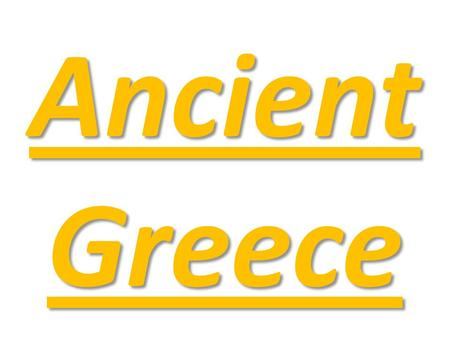 Ancient Greece Contents Cities in ancient Greece Olympic Games Gods Athens Sparta.