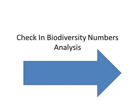 Check In Biodiversity Numbers Analysis. Which genus is most underrepresented in IL biodiversity?