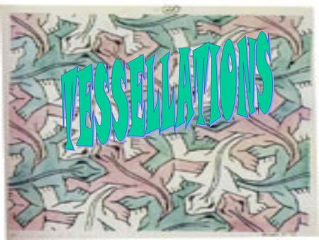 Here are the eight semi-regular tessellations: