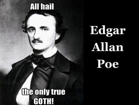 a biography of edgar allan poe the father of the detective story One the greatest and unhappiest of american poets, a master of the horror tale, and the patron saint of the detective story edgar allan poe first gained critical acclaim in france and england.