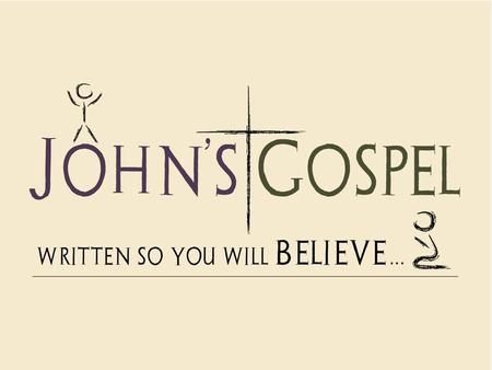 Come and See John 1:35-51 1.Jesus is the central focus John 20:31 But these are written that you may believe that Jesus is the Messiah, the Son of God,
