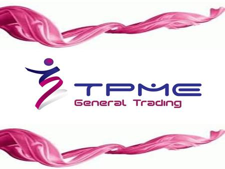 TPME is an International dynamic Dubai based company. We specialize in exhibition, event & branding services. By providing creative solutions we have.