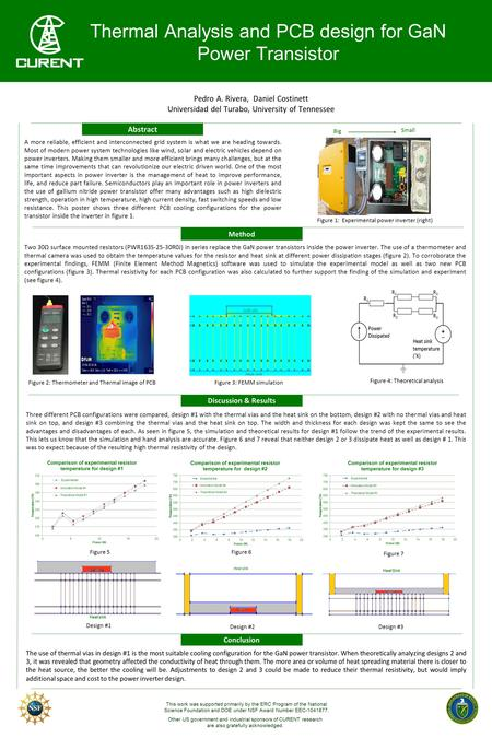 Thermal Analysis and PCB design for GaN Power Transistor Pedro A. Rivera, Daniel Costinett Universidad del Turabo, University of Tennessee A more reliable,