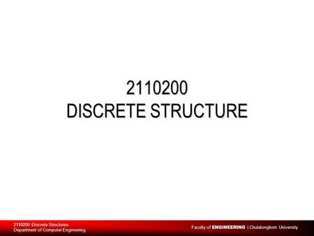 discrete structure Quizlet provides quiz 1 discrete math structures activities, flashcards and games start learning today for free.