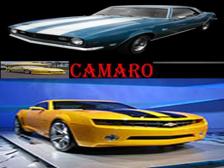 Camaro. First generation Camaro FACTS ABOUT 1Generation LASTED FROM 1967 TO 1970 IN 69 THE CAMARO WAS A 2 DOOR FOUR SEAT CAR (TWO IN THE FRONT AND TWO.