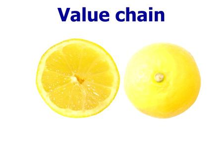 Value chain. Introduction Value Chain Analysis helped identify a firm's core competencies and distinguish those activities that drive competitive advantage.