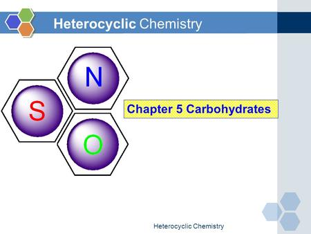 the chemistry of carbohydrates