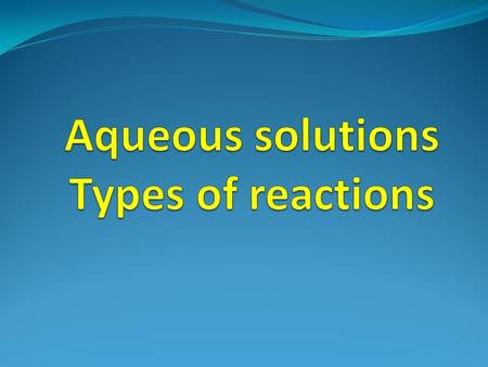 Parts of Solutions Solution- homogeneous mixture. Solute- what gets dissolved. Solvent- what does the dissolving. Soluble- Can be dissolved. Dissolution.