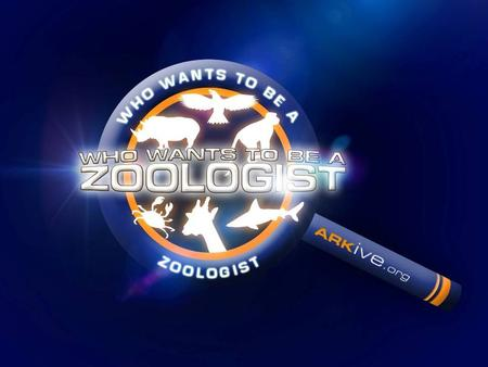 Who wants to be a Zoologist? You will be shown a picture of part of an animal and given five options for what sort of animal it could be. Use your zoology.