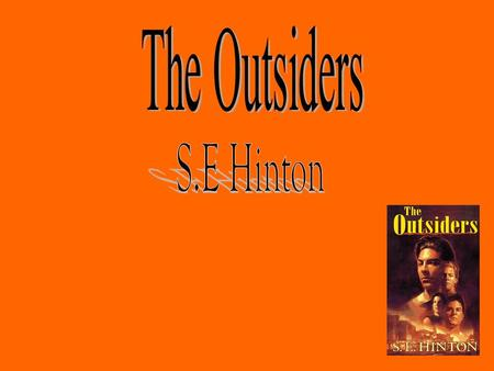 hardships and triumphs in the outsiders by s e hinton S e hinton's novel the outsiders these boys face many hardships after documents similar to moral criticism in the outsiders.