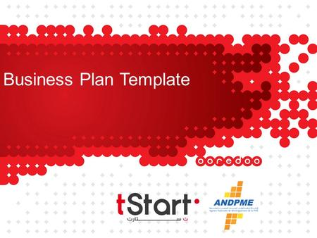 Business Plan Template. Table of Contents Team Bios- 2 people per slide (max 3) Market need- 2 slides max Current solutions- 2 slides max Proposed solution-