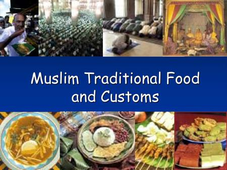 Muslim Traditional Food and Customs. Nasi Lemak What are the ingredients for making Nasi Lemak? For making Nasi Lemak, you will need Rice, Pandan leaf,