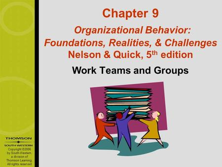 the realities and challenges of organizational