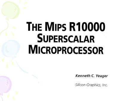 The original MIPS I CPU ISA has been extended forward three times The practical result is that a processor implementing MIPS IV is also able to run MIPS.