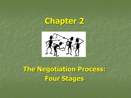 The Negotiation Process: Four Stages