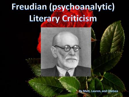 oedipus a freud and aristole view essay