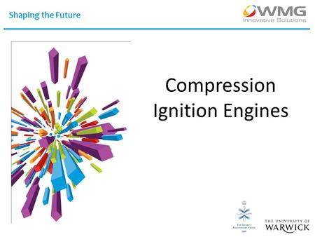 Compression Ignition Engines