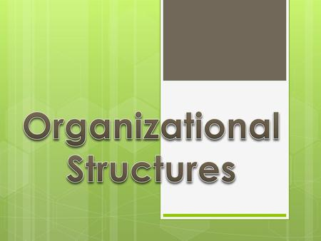 Organizational Structures Nonfiction texts have their own organization and features Writer use text structures to organize information. Understanding.