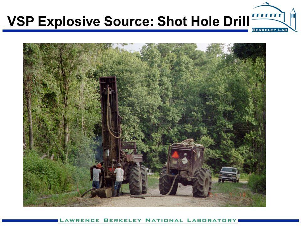 VSP Shot Points: Analysis Focused on Site 1,2,4 – 100 m offset up dip Wells 500 m 9 5 6 8 3 2 1 4 N