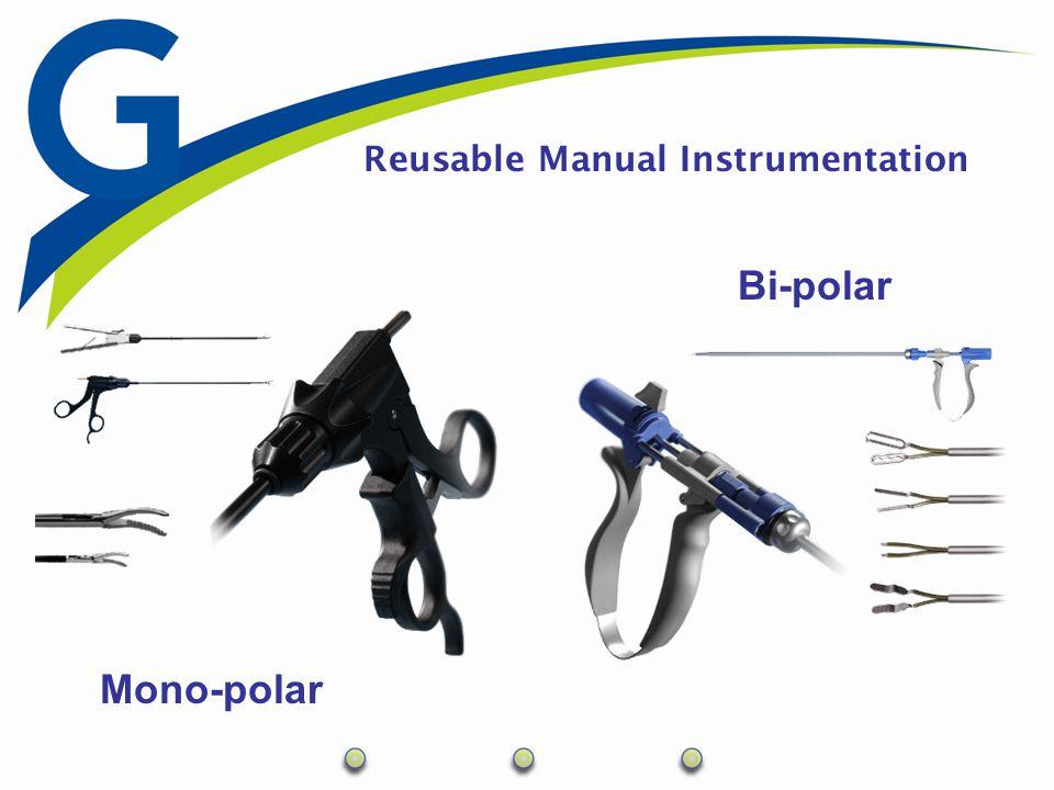 Reusable Monopolar Instruments