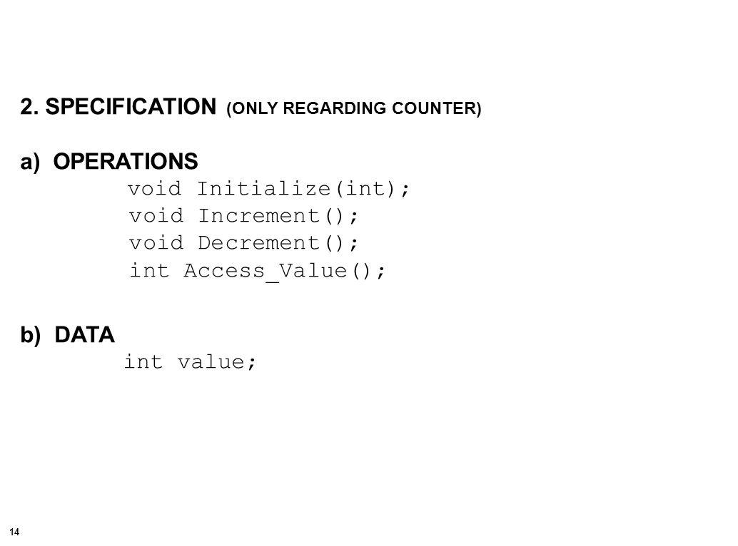15 GRAD-VALID VALIDATE GET_CREDITSPRINT RESULT LEVEL 0 LEVEL 1 3. STRUCTURE CHART