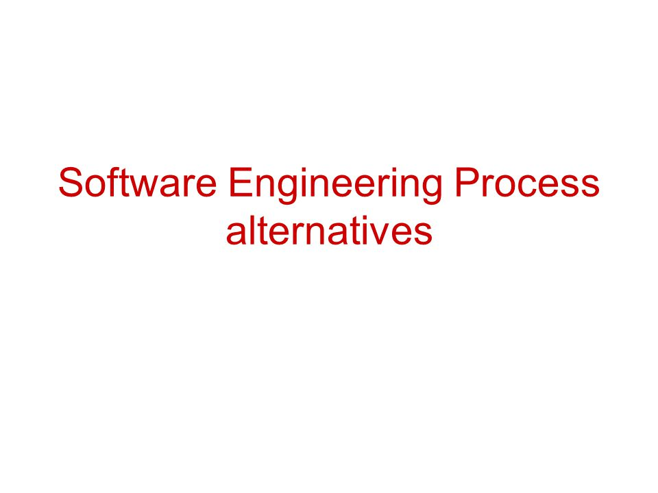 45 Main Phases of Software Process 1.Requirements Analysis (answers WHAT? ) Specifying what the application must do 2.Design (answers HOW? ) Specifying what the parts will be, and how they will fit together 3.Implementation (A.K.A.