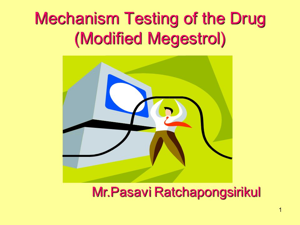 2 Outline of the Presentation Introduction –Key function of the drug OBJECTIVES –Mechanism testing and the techniques used System of the experiments( In vitro and In vivo ) Methods used in the experiments Summary