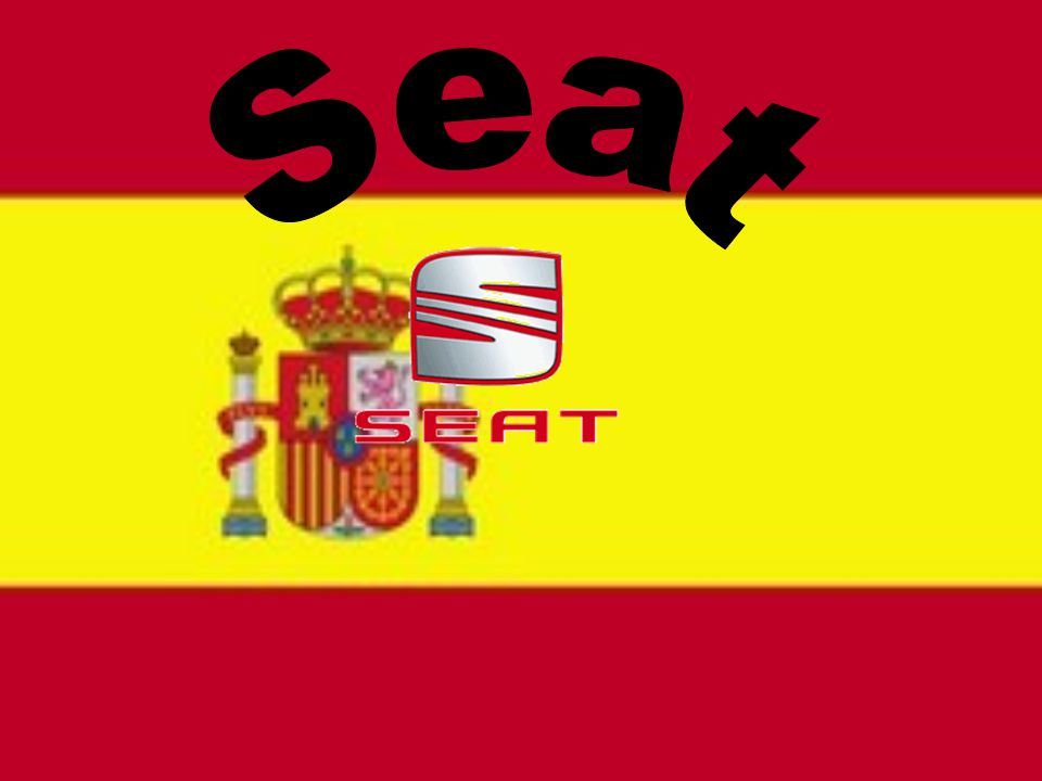 SEAT is a Spanish automobile manufacturer founded in 1950 and now subsidiary of the Volkswagen Group.
