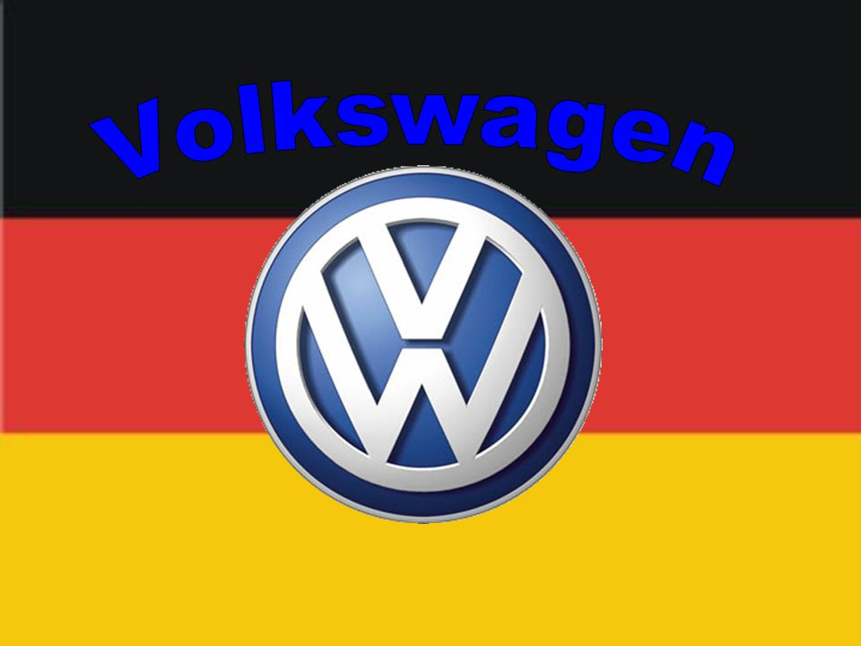 Volkswagen AG or VW, is an automobile manufacturer based in Wolfsburg, Germany.