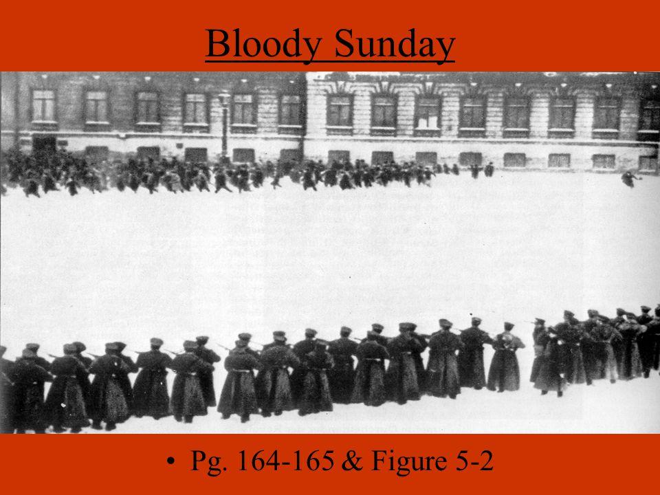 Youtube: Bloody Sunday, 1905 (3:46) http://www.youtube.com/watch?v=MgOLaRInUog http://www.youtube.com/watch?v=MgOLaRInUog Doctor Zhivago – Bloody Sunday Shootings (3:46) http://www.youtube.com/watch?v=0q_dS4nIqc0 http://www.youtube.com/watch?v=0q_dS4nIqc0