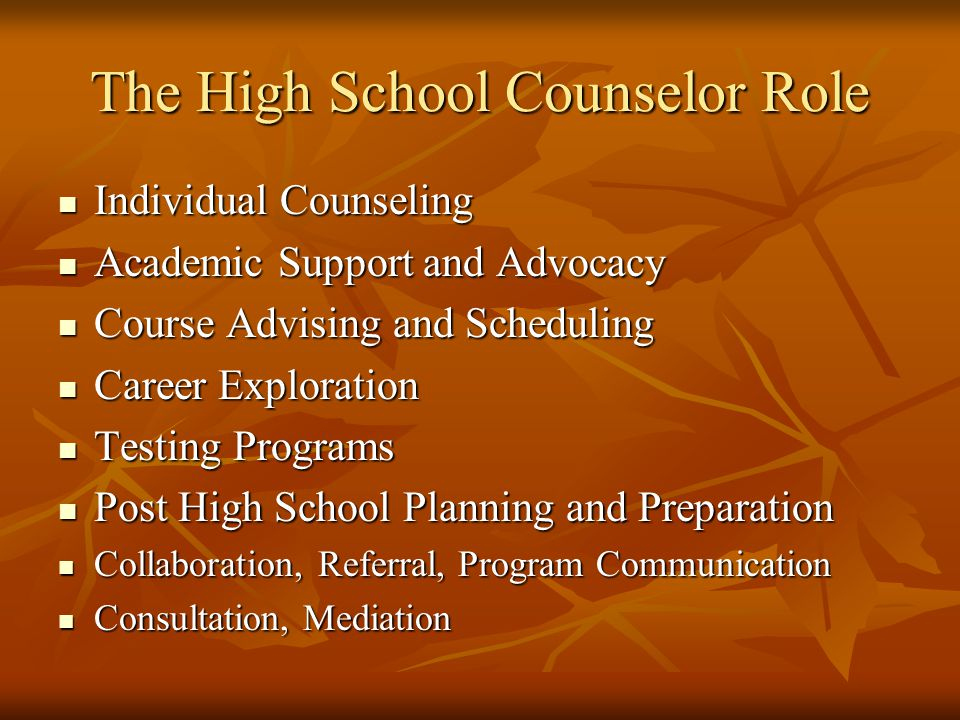 Pyramid of Help Increase Study Strategies Review study skills handout with your counselor Review study skills handout with your counselor Start assignments or studying early Start assignments or studying early Have a a routine place and time to study that works for you.