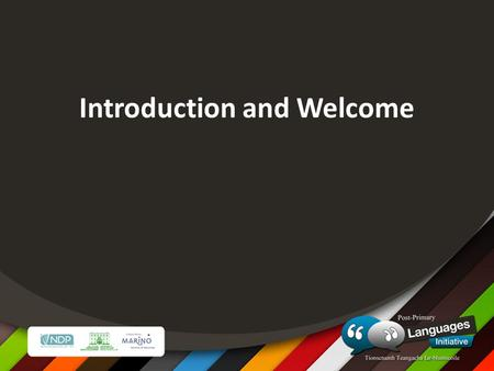 Introduction and Welcome. Looking to the future... PPLI currently developing a short course in Russian which will be available to schools for delivery.