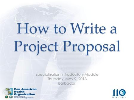 how to write an introduction for a project proposal