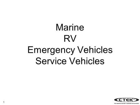 1 Marine RV Emergency Vehicles Service Vehicles. 2 SERVICE BATTERY STARTER BATTERY Marine, RV.