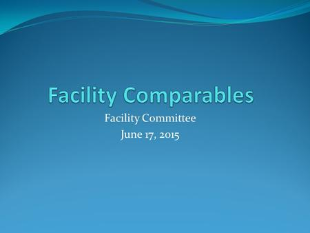 Facility Committee June 17, 2015. Othello Community Pool Features: Leisure amenities: including a 2,800-square-foot leisure pool, lazy river and spray.