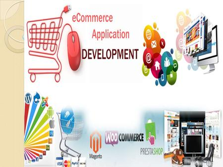 Ecommerce Application Development For Online Selling Via Web and Mobile Application Electronic commerce, commonly known as e-commerce, is a type of industry.