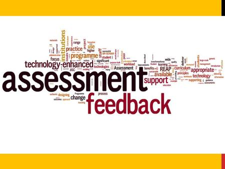 Assessment feedback WWW – we showed really good knowledge / understanding our exam technique is already pretty good – and we're only going to get better.