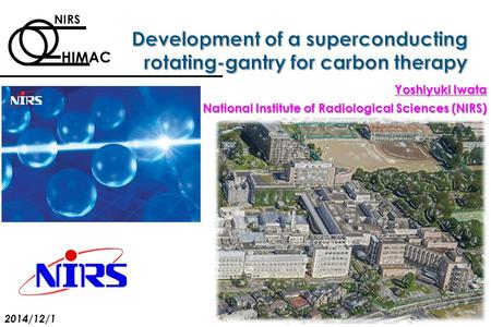 Development of a superconducting rotating-gantry for carbon therapy