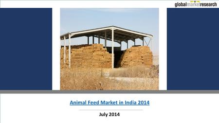 Animal Feed Market in India 2014 July 2014.  The Indian animal feed market is experiencing rising demand due to various driving factors which, in turn,