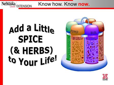 "Know how. Know now.. 2 2 2 ""Spice"" vs. ""Herb"" Spices come from the bark (cinnamon), root (ginger, onion, garlic), buds (cloves, saffron), seeds (yellow."