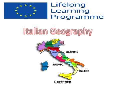 A boot shaped country Geographically, Italy is a boot shaped peninsula extending into the central Mediterranean sea. It is approximately 1,130 kilometres.