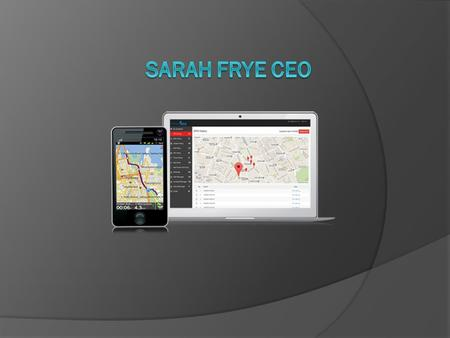 SARAH FRYE CEO Today, mobile phone is one of the most recent things you carry with you everywhere all day dragon. It's not just for communication purpose.