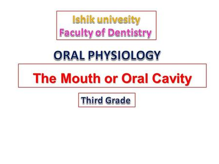 The Mouth or Oral Cavity. is the common entrance to the digestive and respiratory tracts. It serves as the site of entry for foodstuffs into the body,