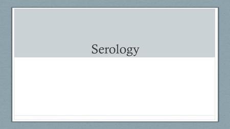 Forensic serology saliva sperm